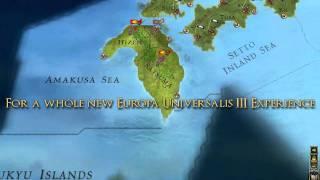 Europa Universalis III: Divine Wind Teaser Trailer
