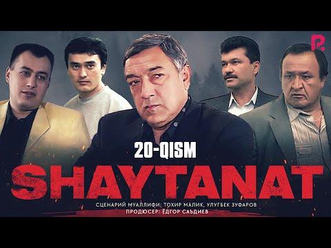 Shaytanat (o'zbek serial) | Шайтанат (узбек сериал) 20-qism