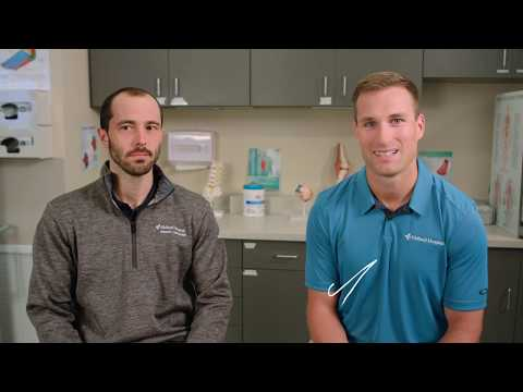 Healthy Chat With Matthew Hilton, DO, And Kirk Cousins: Men's Health, Nutrition