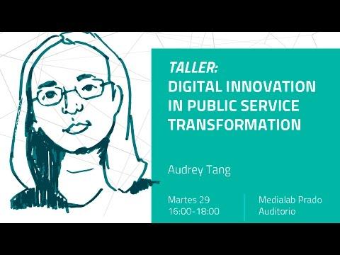 Digital Innovation in Public Service Transformation