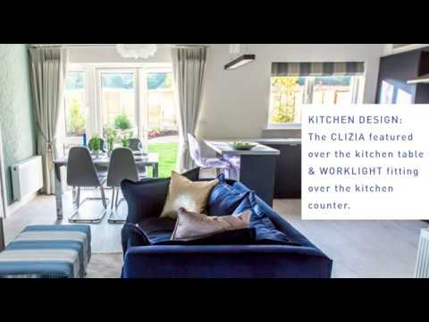 National Lighting products on house down EP02