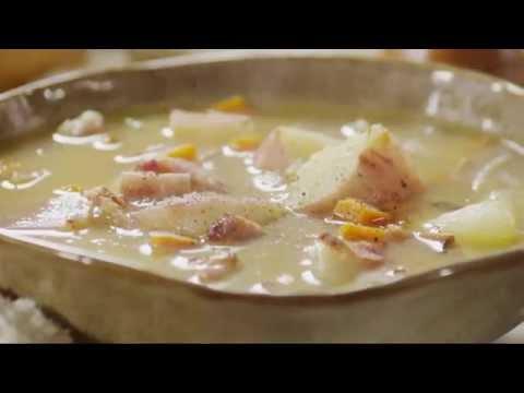 How To Make Bacon And Potato Soup | Soup Recipes | Allrecipes.com