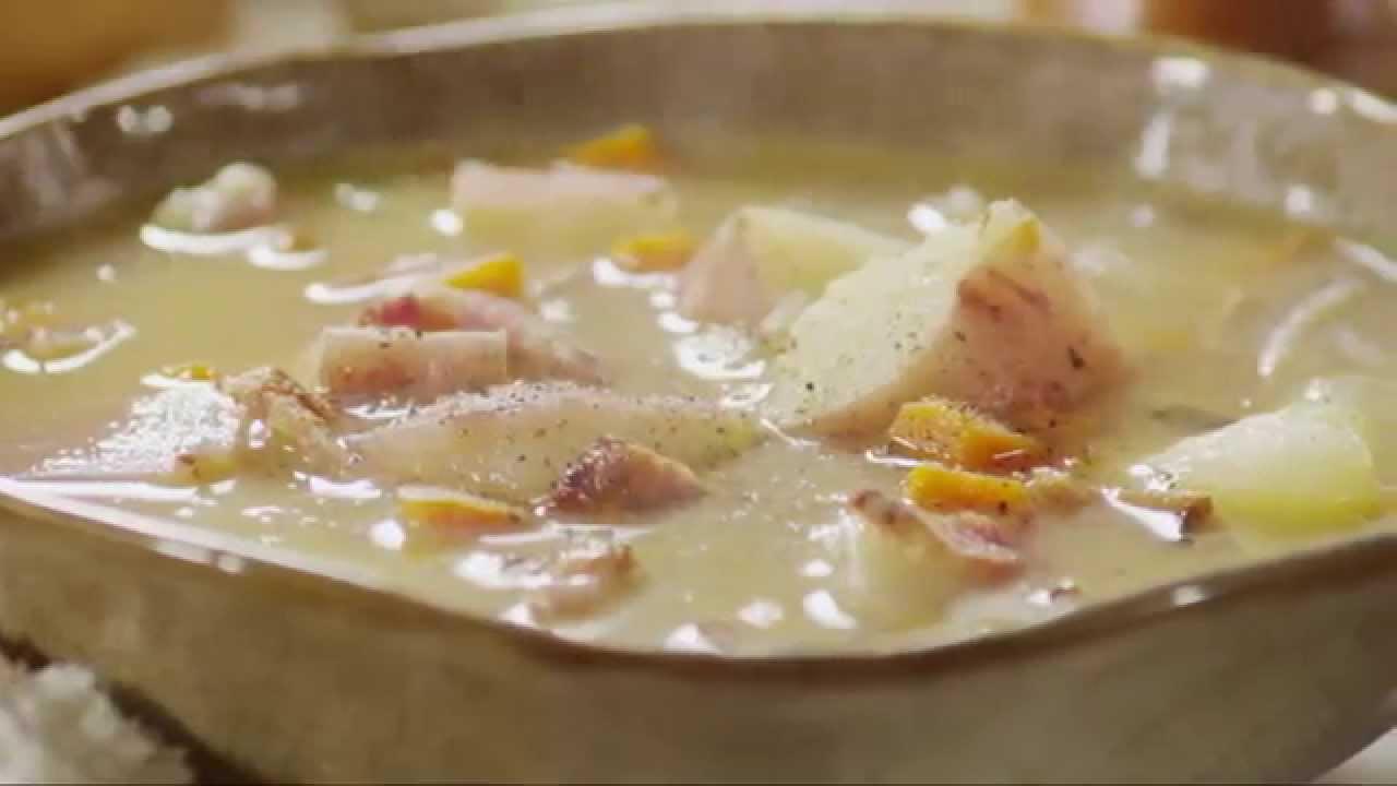 Watch How to Make Potato Bacon Soup video