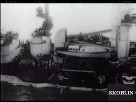 1916 Sinking AustroHungarian battleship
