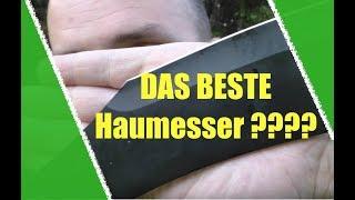 DAS Survival Bushcraft HAUmesser im Test?