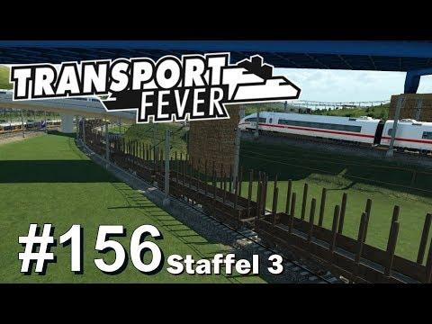 Transport Fever S3/#156: Ab in Richtung Frankfurt [Let's Play][Gameplay][German][Deutsch]