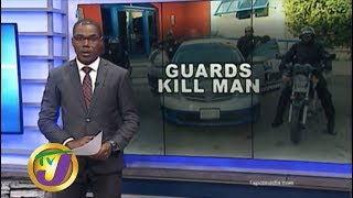 TVJ News Today: Probe Launched into King Alarm Shooting - July 12 2019
