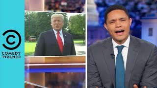 Donald Trump Debates Himself | The Daily Show With Trevor Noah
