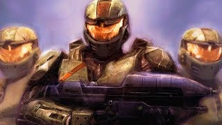 Halo Wars Saga: All Cutscenes Movie (Halo Wars 1, 2 and Awakening the Nightmare DLC) 1080p HD