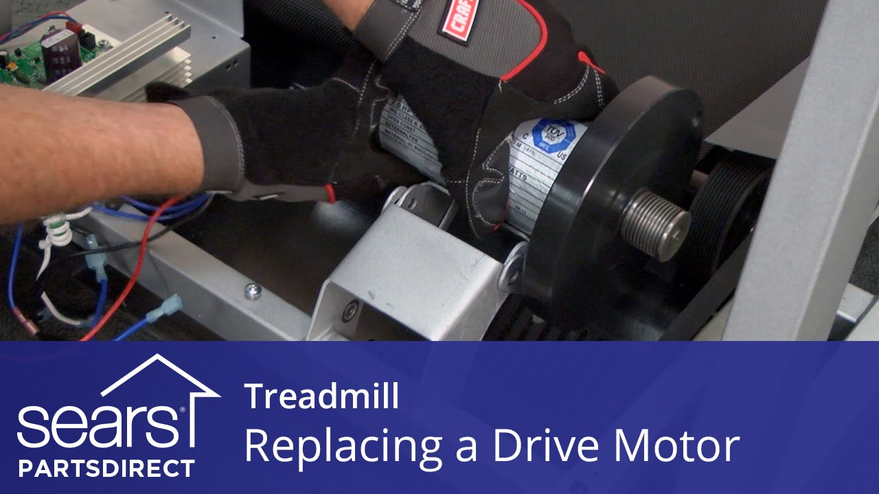 how to replace a treadmill drive motor youtubehow to replace a treadmill drive motor