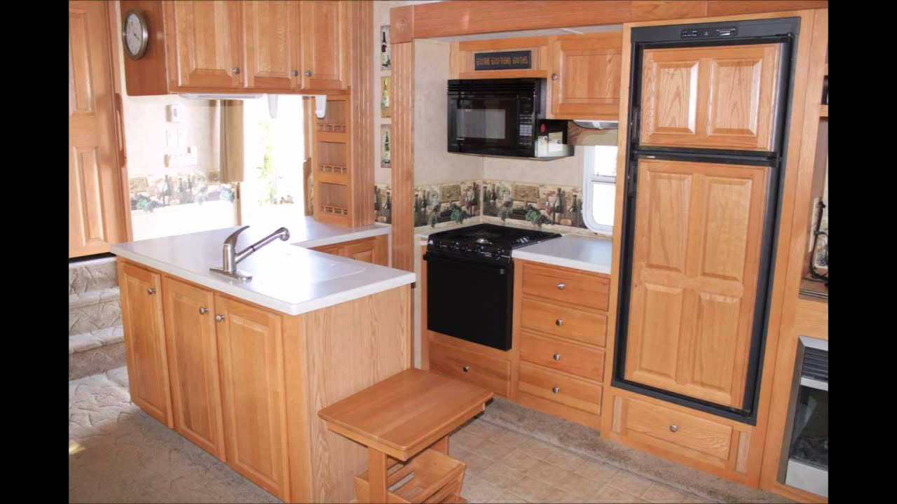 Open Road Fifth Wheel Floor Plans: 2005 Pilgrim Open Road 296RLDS