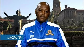 Pitso Mosimane excited to face FC Barcelona