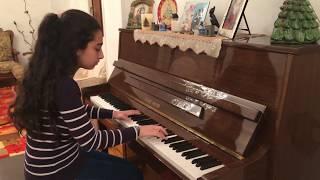 Dari Ya Alby - Hamza Namira - داري يا قلبي Piano Cover... by Mary El-Meniawy