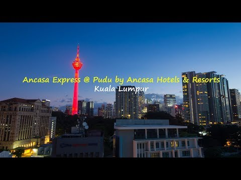 Accommodation in Kuala Lumpur /  Ancasa Express @ Pudu by Ancasa Hotels & Resorts review