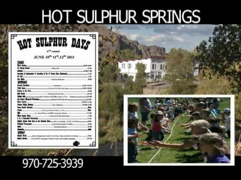 Hot Sulphur Days Festival