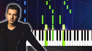 Charlie Puth - Attention - Piano Tutorial by PlutaX