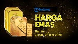 Harga Emas Hari Ini Jumat, 29 Mei 2020