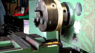 Lathe CNC Upgrade-Servo Spindle.wmv