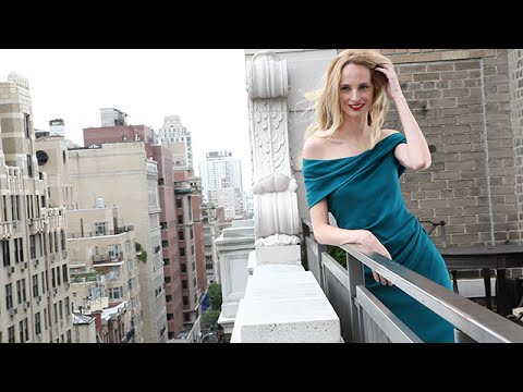 Lifestyle Magazine Brasil #14 - Making of com Lauren Santo Domingo