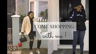 COME SHOPPING WITH ME