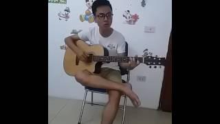 Mẹ quách beem vs khởi my (cover guitar)