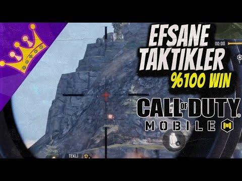 Call Of Duty Mobile - KAZANMAK İÇİN HERKESİN BİLMESİ GEREKEN TAKTİKLER VE BİLGİLER