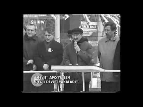 SHOW TV   MART 1999   Başbakan Bülent Ecevit  Apo