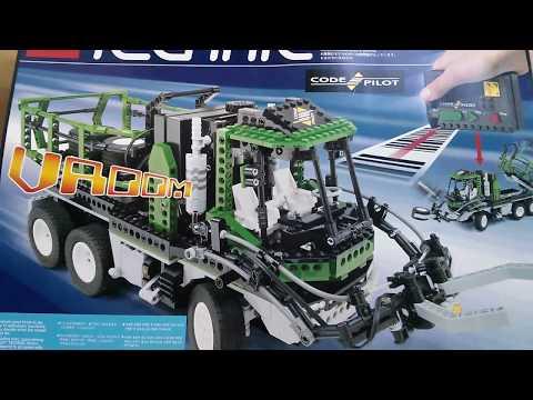 Lego Set 8479 Barcode Truck Controller Teardown