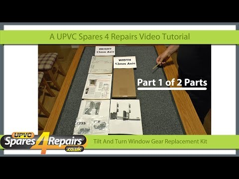 How To Replace Or Fit A Drip Bar To A Upvc Door Or Window