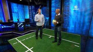 THE BREAKDOWN: George Gregan Halfback Masterclass | SKY TV