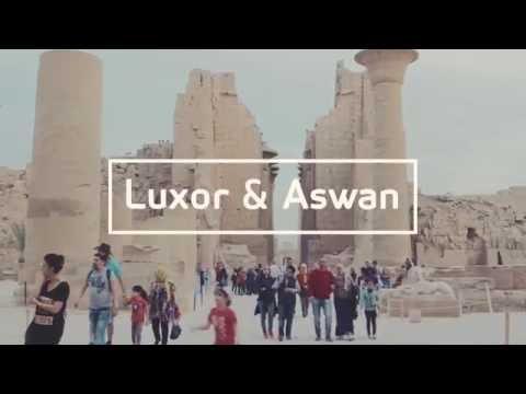 Luxor & Aswan   الأقصر وأسوان  :  This is Egypt هي دي مصر