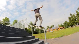 DOUBLES AT THE SKATEPARK