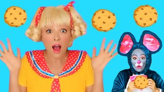 Who Took the Cookie? | Who Took the Candy? Nursery Rhymes and Kids Songs for Baby and Toddlers
