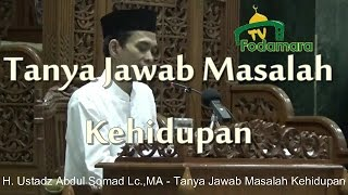 Tanya Jawab Masalah Kehidupan 61 (Part 3) - H.Ustadz Abdul Somad Lc,.MA