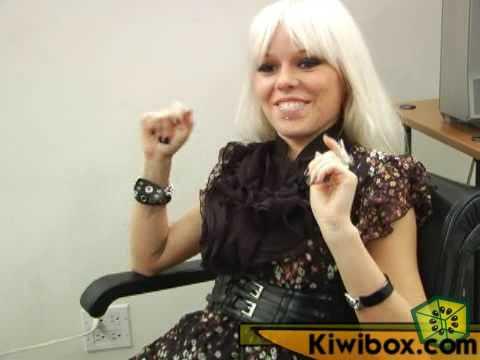 """Music Artist Kerli, Interview with Kiwibox Part 2"""