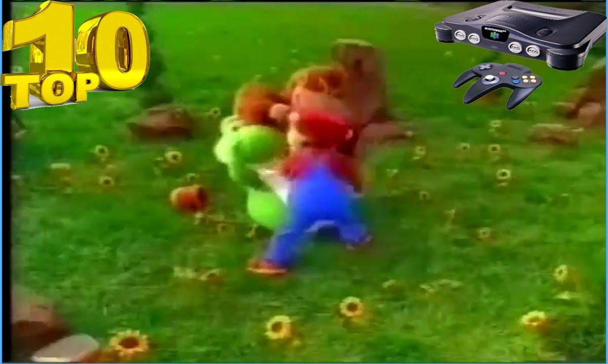 Top 10 De Los Mejores Juegos Del Nintendo 64 Mi Ultimo Loquendo
