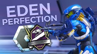 Halo 5 - HCS Eden Perfection feat. Vetoed! (Stream Highlight)
