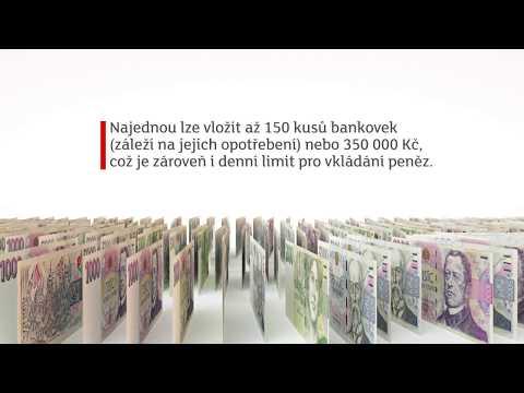 mBank radí: Jak na vkladomaty?