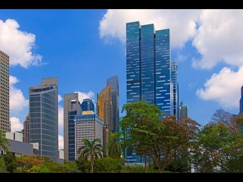 The Westin Singapore - Singapore - Luxurious Hotels Asia Pacific