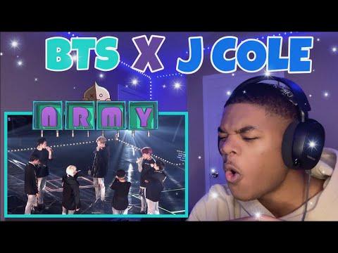 BTS X J Cole= MADNESS | BTS 'Born Singer' Live Reaction!!!