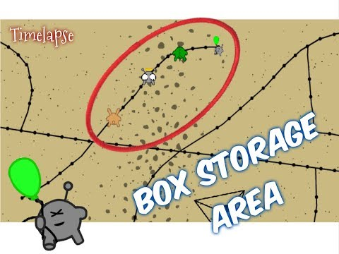 Run 3 Timelapse - Box Storage Area