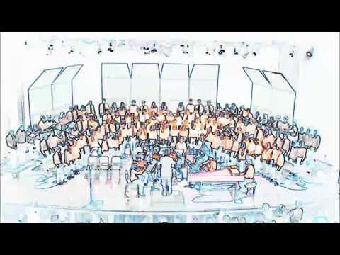 For unto us a child is born... Handel's Messiah, Eastern Mennonite School