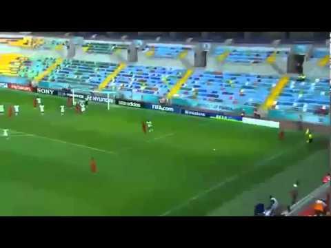 Portugal 2-3 Ghana  - World Cup 2013 - U20 - 03.07.13 - All Goals