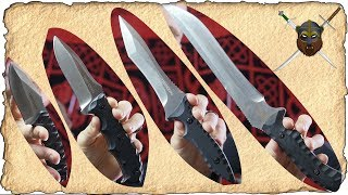 My Impression of Defcon - Tank Knives!