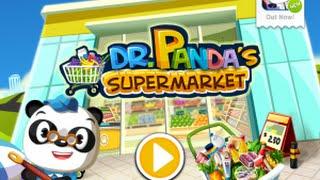 Dr Panda's Supermarket Part 1 - Best iPad app demo for kids - Ellie