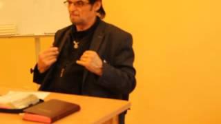 Agris Iesalnieks. GIDS mācība Aizputē. 2016.05.17. 1.daļa.