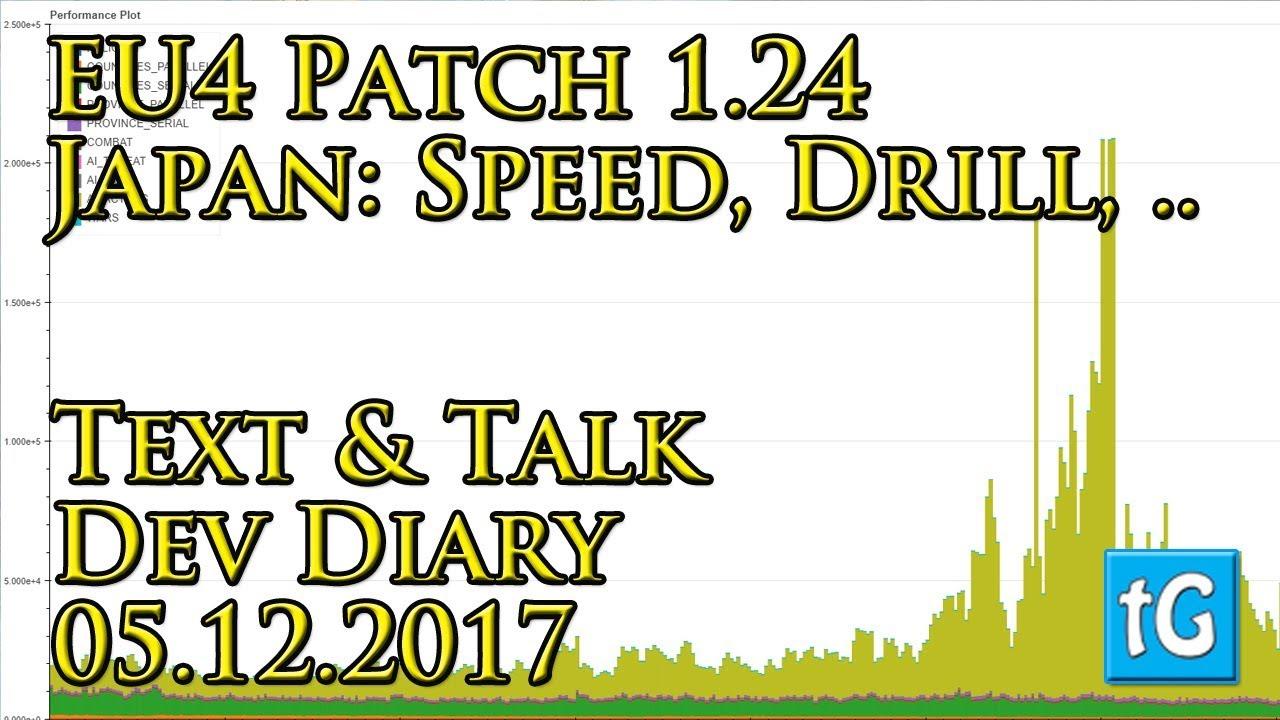 EU4 Patch 1 24 All Dev Diaries, Videos, Summaries, Links