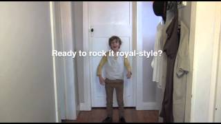 How to make a easy costume: Prince Charming