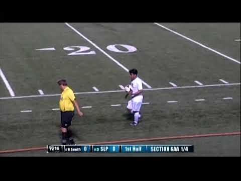 #6 Minneapolis South vs #3 St. Louis Park 6AA 1/4 Final Boys Soccer 10/12/10
