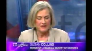 Dowsing in Daily Life Susan Collins on Insights TV